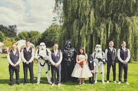 themed wedding ideas 13 chic wars themed wedding ideas