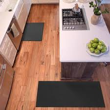 Decorative Vinyl Floor Mats by Decor Immaculat Awesome Decorative Red And Grey Cushioned Kitchen