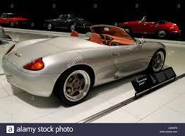 porsche concept porsche boxster concept car built in 1992 porsche museum stock