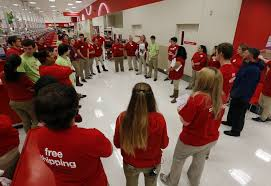 target employees black friday wet weather dampens holiday shopping kickoff in oklahoma news ok