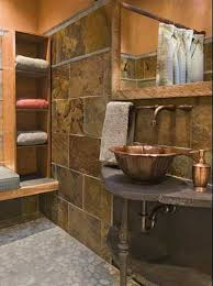 private country rustic bathroom ideas pinterest casual