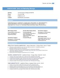 resume examples summary of qualifications modern resume templates