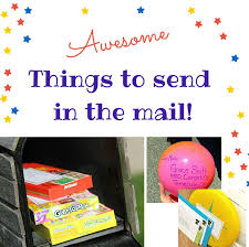 gifts to send in the mail awesome things you can mail our whimsical days