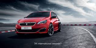 peugeot sports models peugeot 308 gti new car showroom hatch sports car technology