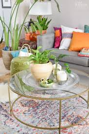 Room With Plants How To Use Plants For Summer Table Decor Casa Watkins Living