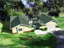h shaped raised ranch house style house design and office h