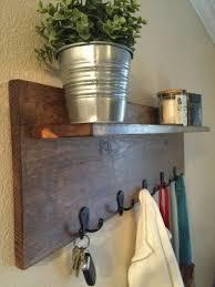 wall mounted coat rack with shelf visualizeus