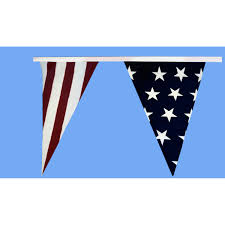 Banners Flags Pennants Patriotic Pennant Flag Streamers 30 U0027
