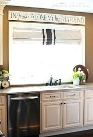 kitchen curtain ideas kitchen sink curtains window treatment ideas for above kitchen sink