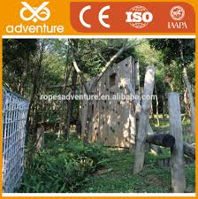 playground equipment outdoor military training wooden