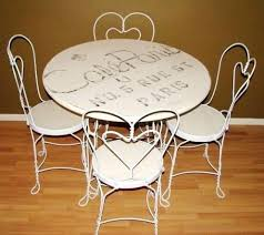 ice cream parlor table and chairs set ice cream table and chairs sale very nice ice cream parlor table and