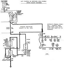 pontiac fiero ac wiring diagram pontiac wiring diagram for cars