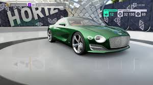 bentley concept car 2015 forza horizon 3 tuning 2015 bentley exp 10 speed 6 concept youtube