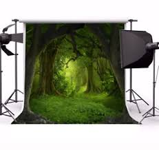 seamless backdrop 8x8ft background trees forest photo seamless backdrop studio