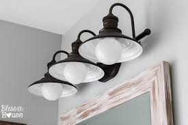 industrial bathroom light fixtures gorgeous bathroom lighting farm style industrial vanity lights