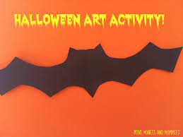 halloween bat png mini monets and mommies bat mobile halloween kids u0027 craft
