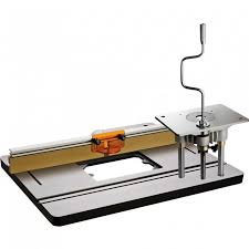 cast iron router table pro router lift pro fence u0026 steel