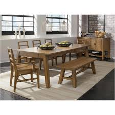 4333 532 broyhill furniture ember grove leg dining table