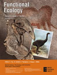 functional ecology cover gallery wiley online library