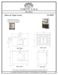 Double Vanity Size Standard Standard Vanity Width Australia Home Vanity Decoration