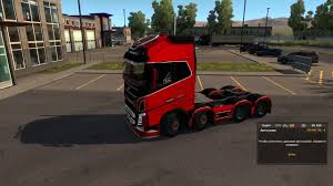 volvo 870 truck american truck simulator volvo fh16 2013 youtube