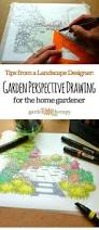garden perspective drawing is method that anyone can learn to draw