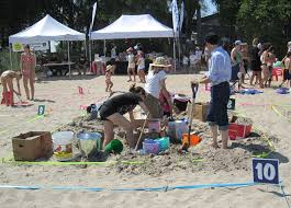 burlington wants to showcase its pan am spirit at sandcastles