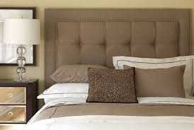 Custom Upholstered Headboards by An Interesting Way To Make Beautiful Bedroom With Custom Headboard