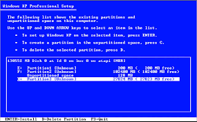 tutorial xp windows boot c tutorial install windows xp on mac in 5 steps