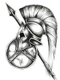 aztec warrior skull tattoo design photo 3 2017 real photo