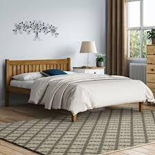 Beds Buy Wooden Bed Online In India Upto 60 Off by Wooden Beds Wayfair Co Uk