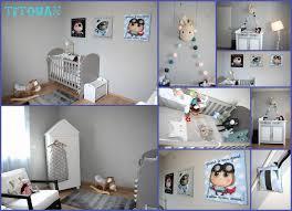chambre bébé gris et turquoise stickers arbre chambre bébé beau photos deco chambre bebe gris