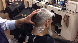 did you know that we end each haircut with a lather neck