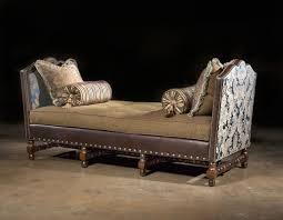 Home Furnishings And Decor by High End Furniture Daybed Sofa Interior Design Pinterest
