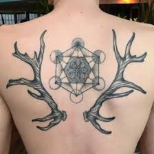 deer tattoos designs meaning and symbolism
