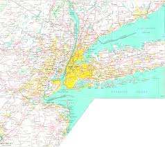 Map Of New York Cities by New York City Maps Nyc Also Map Of Ny With Cities Evenakliyat Biz