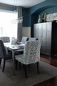 Fabric Chairs For Dining Room Grey Fabric Dining Room Chairs Of Worthy Chair Color And Fabric