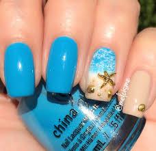 best 25 beach nail designs ideas on pinterest beach nails