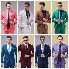 men wedding wedding suits for men with one button ebay