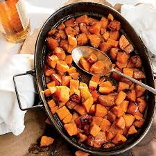 candied sweet potatoes with bourbon recipe anthony bourdain