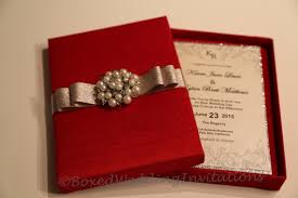 boxed wedding invitations we made these gorgeous wedding invitation boxes cards for an