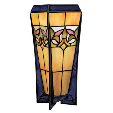 Overstock Com Tiffany Floor Lamps by Stained Glass Desk Lamps Innovation Yvotube Com