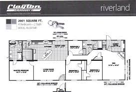 clayton mobile homes floor plans home design inspirations