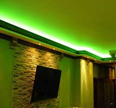 led home interior lighting 30 glowing ceiling designs with led lighting fixtures