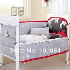 Mickey Mouse Crib Bedding Size 140 70 Cover For Mickey Mouse Crib Bedding Sets For Baby