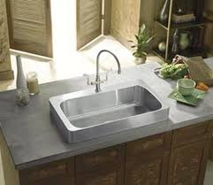 Fabulous Stainless Kitchen Sinks Drop In Kitchen Awesome - Drop in kitchen sinks