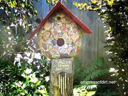 decorative birdhouse idea gallery empress of dirt