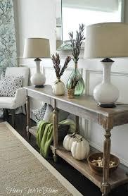 Innovative Entry Foyer Table and Best 25 Foyer Table Decor Ideas