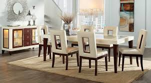 Rooms To Go Formal Dining Room Sets by Affordable Contemporary Dining Room Table Sets With Chairs For