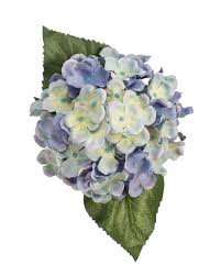 hydrangea hydrangea silk flower stems for arranging at petals